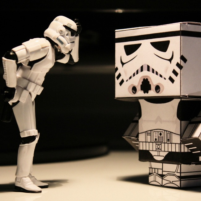 Funny Stormtrooper